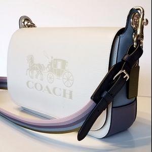 Coach Jes Messenger Bag in Colorblock